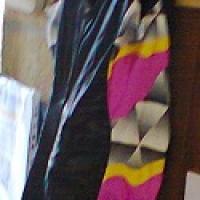 Cuissard violet jaune gris 2