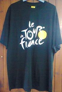Tee shirt tdf noir
